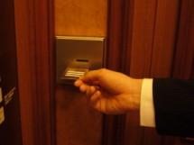 エレベーターのセキュリティシステム
