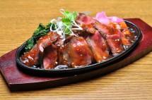 ザ・エイジングハウス ステーキ丼