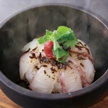 咲くら 鯛一郎クンの石焼きご飯