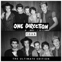 One Direction/FOUR: THE ULTIMATE EDITION [CD+ブックレット]<完全生産限定盤>